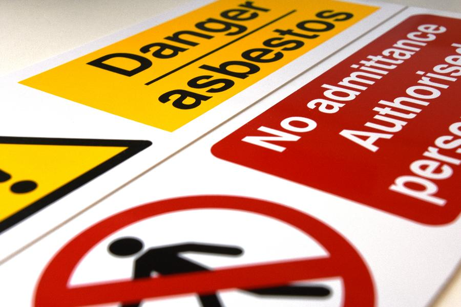 Asbestos Reports in London HSE approved